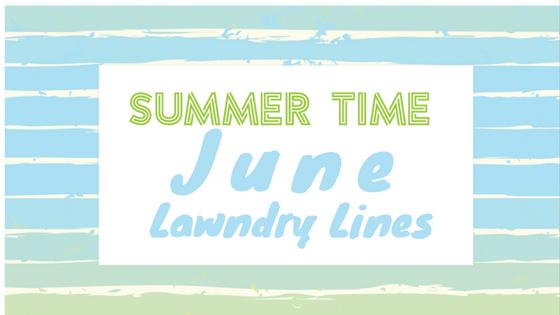 June Lawndry Lines
