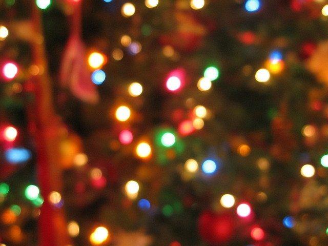 christmas-lights-blur