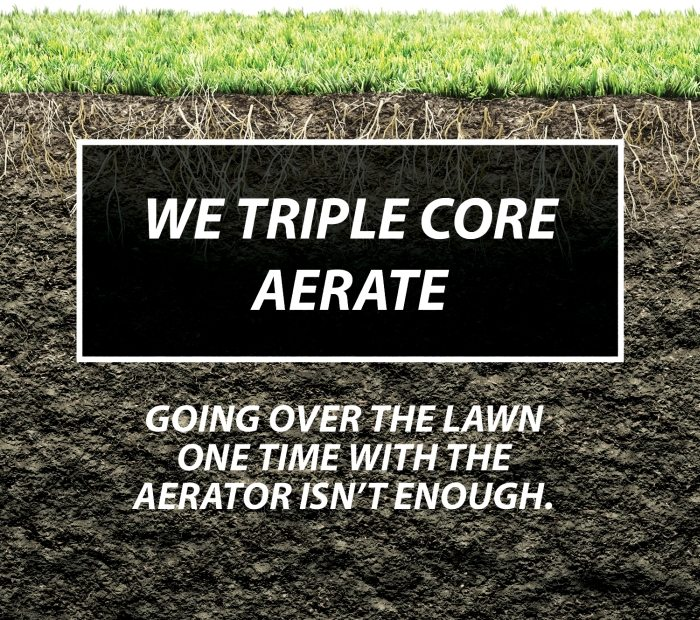 We Triple Core Aerate
